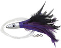 "Boone 51432 Tuna Treat Rigged - Trolling Feather, 6"", 1 1/2 oz, 6/0 - 51432"