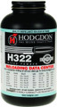 Hodgdon 3221 H322 Smokeless Rifle - Powder 1Lb Can State Laws Apply - 3221