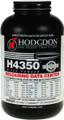 Hodgdon 43501 H4350 Extreme - Smokeless Rifle Powder 1Lb Can - 43501