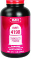IMR 941981 4198 Smokeless Rifle - Powder 1Lb Bottle New Pkg State - 941981