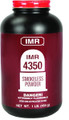 IMR 943501 4350 Smokeless Rifle - Powder 1Lb Bottle New Pkg State - 943501