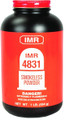 IMR 948311 4831 Smokeless Rifle - Powder 1Lb Bottle State Laws Apply - 948311