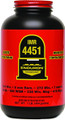 IMR 944511 4451 Enduron Smokeless - Rifle Powder 1LB Bottle State Laws - 944511