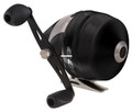 Zebco 606MBK.CP3 606 Spincast Reel - 3.0:1 ratio, 1BB, RH retrieve - 606MBK.CP3