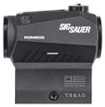 Sig Sauer SOR52010 Romeo5 Compact - Red Dot Sight, 1X20mm, 2 Moa Red - SOR52010