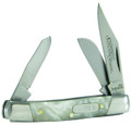 Imperial IMP14 Stockman Pocket - Knife 3-Blade Ivory Handle - IMP14