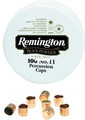 Remington 22619 #11 Blk Powder - Percussion Cap 100Tin - 22619