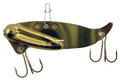 "Vibe RB025 Vib ""E"" Blade Bait 1/2 - oz, gold - RB025"