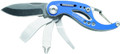 Gerber 31-000116 Curve Blue 6 - Function Multi-Tool, Stainless, Clam - 31-000116