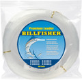 Billfisher LC100-100 Mono Leader - Coil 100lb 100yd Clear 1.00mm - LC100-100