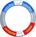Trik Fish SWL0012501 Mono SW Leader - Wrist Spool 125lb 50yd Clear - SWL0012501