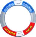 Trik Fish SWL0010001 Mono SW Leader - Wrist Spool 100lb 50yd Clear - SWL0010001