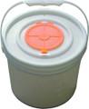 Challenge 50321 Bait Bucket 3.5 - Gal. w/Lid - 50321