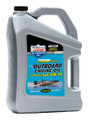 Lucas LUCA10813 10W40 Outboard Oil - Gallon - LUCA10813
