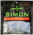 "Simon BUMPER-12 Titanium Bumper - - 12"" - BUMPER-12"