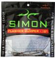 "Simon BUMPER-18 Titanium Bumper - - 18"" - BUMPER-18"
