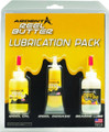 Ardent 4780 Reel Butter Lubrication - Pack w/Reel Oil, Reel Grease and - 4780