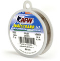 AFW B135-0 Surfstrand Bare 1x7 - Stainless Steel Leader Wire 135lb - B135-0