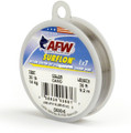 AFW D040-0 Surflon Nylon Coated 1x7 - Stainless Leader Wire 40lb (18.1 - D040-0