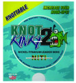 Knot2Kinky NT02615 Leader Wire - 100lb 15ft - NT02615