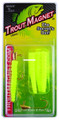 Leland 87673 Trout Magnet 9 Pc. - Pack, 1/64 oz, Chartreuse, 7 Bodies - 87673