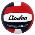 Baden BVSL14-709A-P4 Official Size - Synthetic Volleyball - - BVSL14-709A-P4