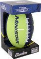 Baden F3R-02A-P12 Mini Star Mini - Size Rubber Football - Blue/Green - F3R-02A-P12