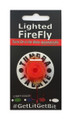 Tundra Tackle Co. FF100118R FireFly - Small Red 1/8oz - FF100118R