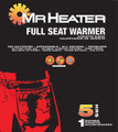 Mr Heater F235041 Seat Warmer 1 Pack -  - F235041