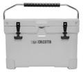 Calcutta CCGYG2-20 Renegade Cooler - 20 Liter Gray w/LED Drain Plug, SS - CCGYG2-20