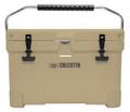 Calcutta CCTG2-20 Renegade Cooler - 20 Liter Tan w/LED Drain Plug, SS - CCTG2-20