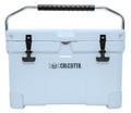 Calcutta CCLBG2-20 Renegade Cooler - 20 Liter Light Blue w/LED Drain - CCLBG2-20