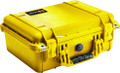 Pelican 1450 YELLOW 1450/Yellow - Protector Case W/Fold Down Handle - 1450 YELLOW