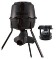 Moultrie MFG-13340 Deer Feeder - Gravity / Spin Combo Tripod - MFG-13340