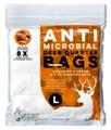 Koola Buck AMGB-L4 Anti Microbial - Game Bag, Deer Quarter Bags, Large - AMGB-L4