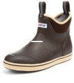 "Xtratuf 22734-12 6"" Full Rubber - Deck Boot - Size 12 - Choc/Tan - 22734-12"