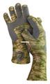 Fish Monkey FM11-GRWTRCAM-XL Half - Finger Guide Glove, UPF+50 - FM11-GRWTRCAM-XL