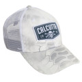Calcutta BR217700.1 Kryptek Wraith - with Calcutta Patch, White Mesh - BR217700.1