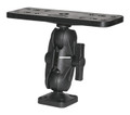 """Scotty 0163 1-1/2"""" Ball Mounting - System W/Large FishFinder Mount - 163"""