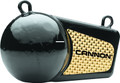 Cannon 2295190 Downrigger Trolling - Flash Weight, Black w/Prism Tape - 2295190