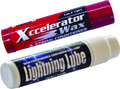 Bohning 801005 Crossbow Lube Kit - Xccelerator String Wax Lightning - 801005
