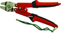 "P-Line DHC-10"" Hand Crimper Hypolon - Grip Stainless Steel Head - DHC-10"""