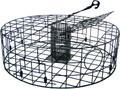 "SMI 19003 Crab Trap Round 4-Gate - 30"" Dia. X 9"" H w/Bait Cage - 19003"