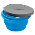 Alpine Mountain Gear AMGCSB-L - Silicone Large Bowl W/Lid - AMGCSB-L
