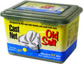 "Betts 4PM Old Salt Mono Cast Net 4' - 3/8"" Mesh 1Lb Lead per Ft, Boxed - 4PM"