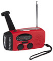 Stansport 01-520 Solar Dynamo Radio - AM-FM-WB Crank Radio-Flashlight - 01-520