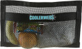 "CoolerWebs CW159BLKV Cooler Lid - Storage Pocket, 15"" x 9"", No Drill - CW159BLKV"