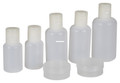 Stansport 111 Airline Bottle Set - - 7 Piece assorted sizes - 111