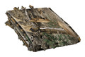 Allen 25326 Vanish 3D Leafy Omnitex - 12Ftx56In, Realtree Edge - 25326