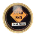 Dead End Game Calls RB001 Roadblock - Cedar Glass Turkey Call - RB001